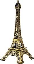 Optimal Shop Eiffel Tower Decor,18cm(7Inch)Metal Paris Eiffel Tower Craft Art Statue Model Desk Room Decoration Gift