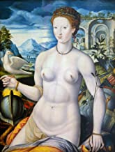 Diane De Poitiers (1499-1566) Nmistress Of Henry Ii Of France Diane De Poitiers As An Allegory Of Peace Oil On Panel C1568-70 By Jean Capassin Poster Print by (24 x 36)