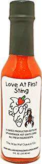 Love At First Sting Hot Sauce