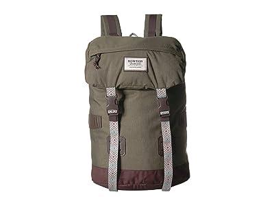 Burton Tinder Pack (Keef Heather) Backpack Bags