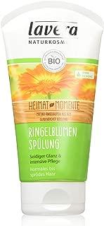 lavera Haar Spülung Ringelblume  Seidiger Glanzvegan, 2er Pack 2 x 150ml