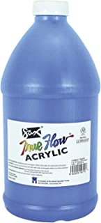 Sax True Flow Heavy Body Acrylic Paint, 1/2 Gallon, Cobalt Blue - 1572433