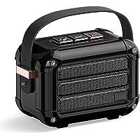 Divoom Macchiato 6W Stylish Portable Bluetooth Speaker with FM Radio