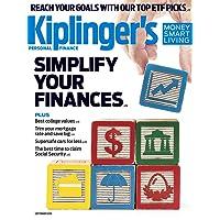Deals on Kiplingers Personal Finance Magazine 1 Yr 12 Issues