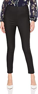 IMONNI Women's Coated Dangerous to You Pant