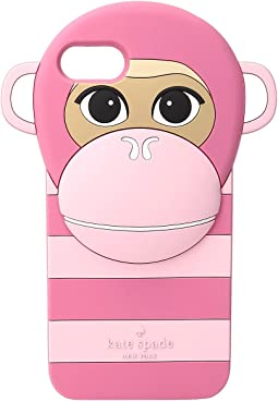 Silicone Monkey Phone Case for iPhone® 7