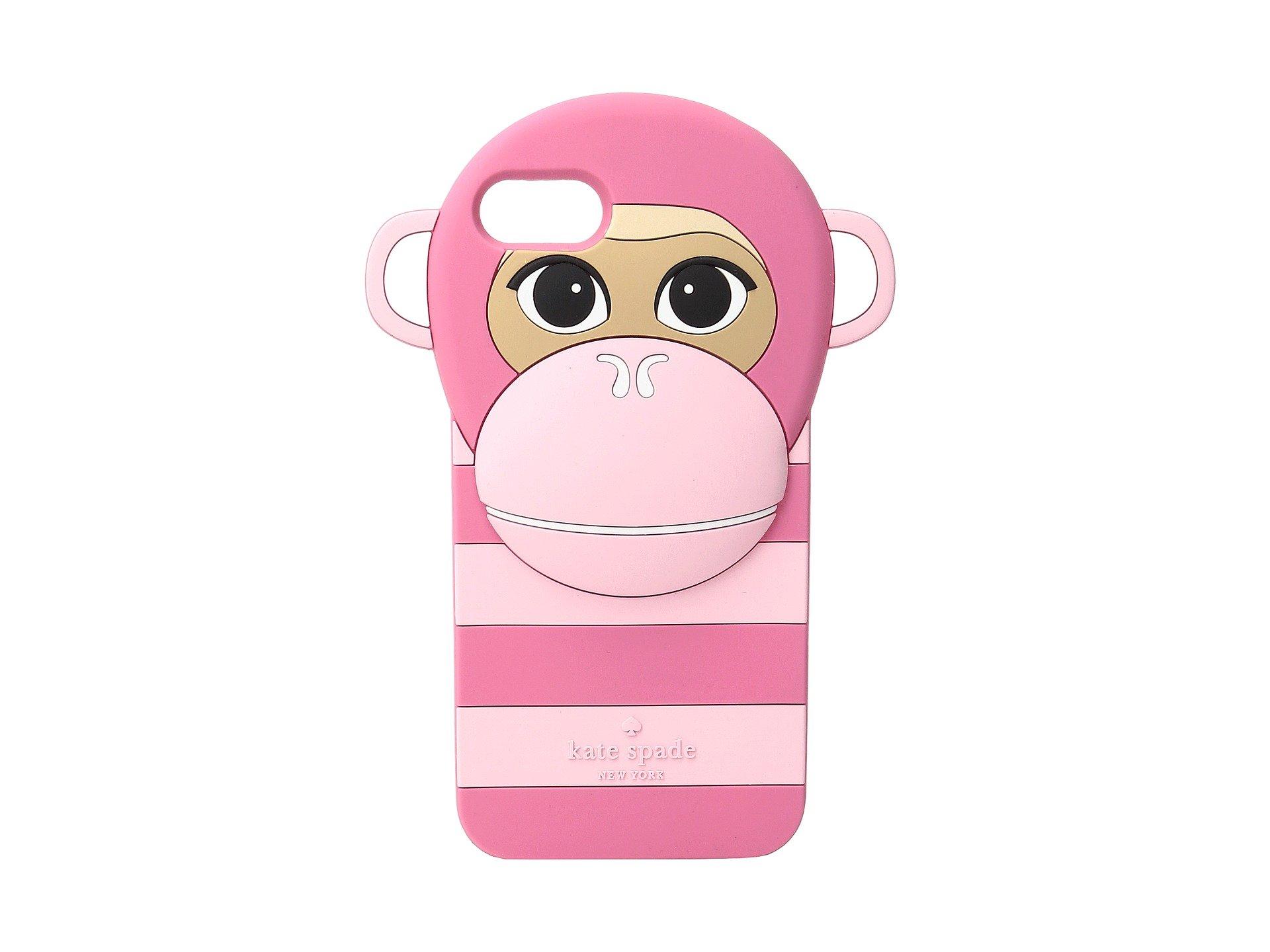 Accesorio para el Celular Kate Spade New York Silicone Monkey Phone Case for iPhone® 7  + Kate Spade New York en VeoyCompro.net