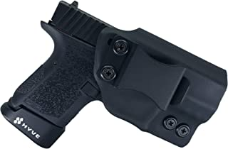 Watchdog Tactical, Polymer 80 Sub Compact (Glock 26/27) Holster, Right-Handed, Black, IWB Only