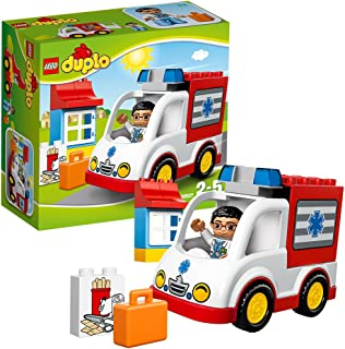 5Star-TD Lego Duplo Ville Ambulance