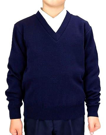 5b463dcbc126f スクールセーター 学生 男女兼用ニットセーター 日本製 制服 Vネック 紺色 学生セーター スクール