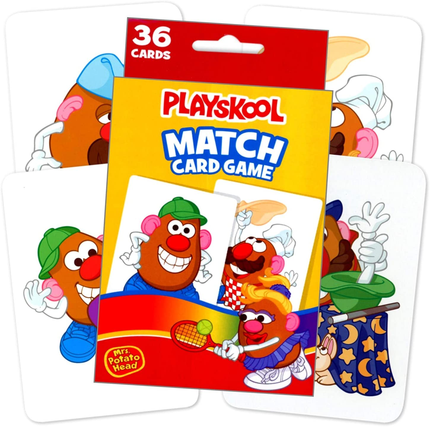 Learn to Tell Time Flash Cards Playskool Learning Educational and Games for Kids