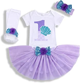 Mermaid Outfit 18 Months