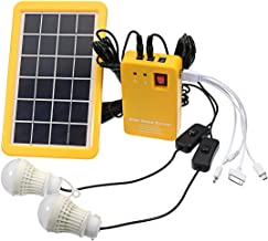 Ysoom Mini DC Motor Mini Generador 3 V 0,5 W Adecuado para una Variedad de bater/ías y c/élulas solares Funcionan 6 Piezas