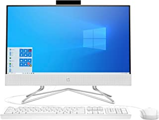 "HP All-In-One Pavilon 22-df0012ns - 21.5"" FullHD (Intel Celeron J4025, 8GB RAM, 256GB SSD, tarjeta gráfica integrada, Wind..."