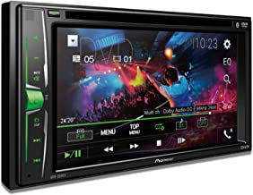 Pioneer AVH-200EX Multimedia DVD Receiver with 6.2