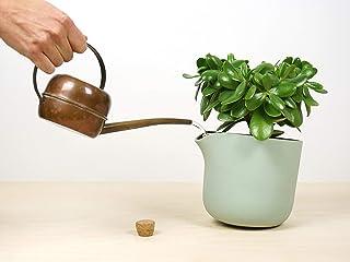Auto Irrigazione Equilibrio Naturale - Self Watering Naturel Balance - olandese design ceramica elettrodomestici living co...