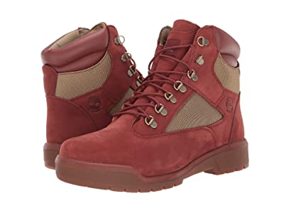 Timberland Field Boot 6 F/L Waterproof (Rust Nubuck) Men
