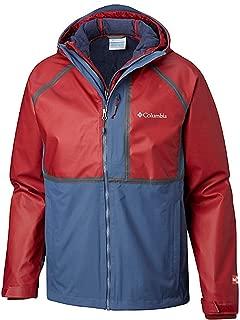 Columbia Men's Outdry Rouge Waterproof Interchange All Weather Jacket