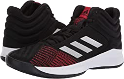 4c1b7cab8860 adidas. Pro Spark 2018 Low.  60.00. 5Rated 5 stars. Core Black Silver  Metallic Scarlet
