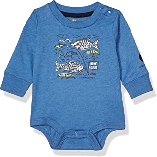 Baby Boys Long Sleeve Bodyshirt