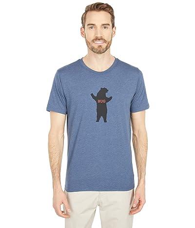 Prana Bear Squeeze Journeyman (Denim Heather) Men