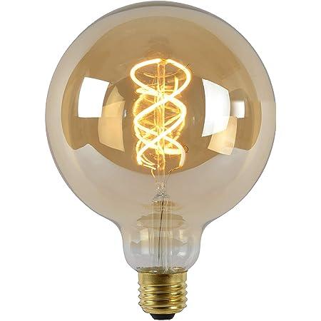 Lucide LED Bulb - Ampoule Led - Ø 12,5 cm - LED Dim. - 1x5W 2200K - Ambre