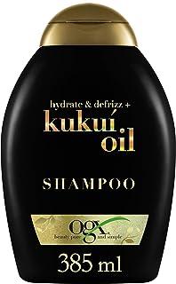 OGX Champú Aceite de Kukuí Anticrespamiento 385 ml