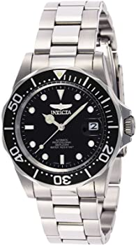 Invicta Men's Pro Diver 40mm Stainless Steel Automatic Watch
