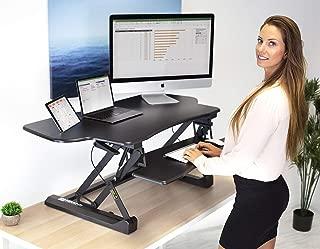 Best mount it standing desk converter Reviews