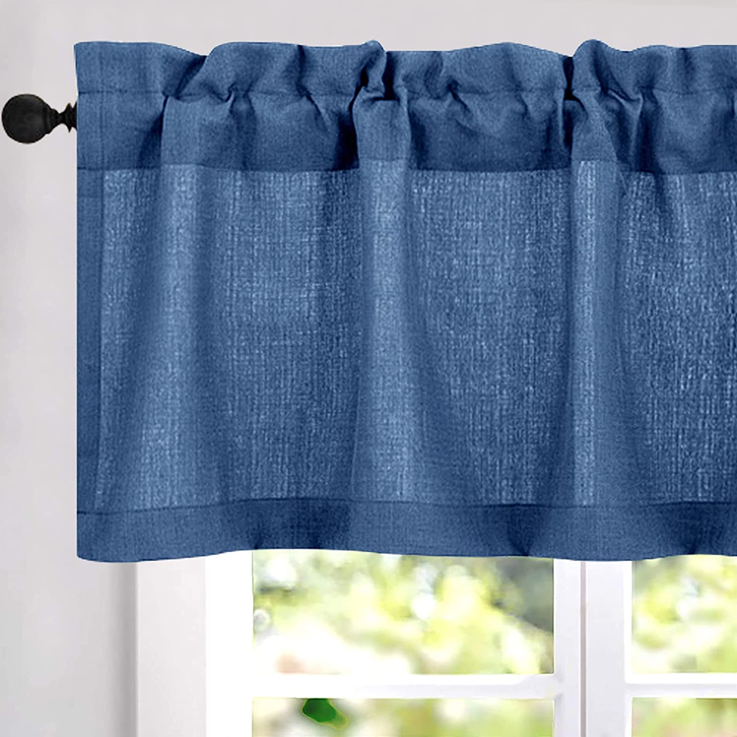 Casual Weave Ranking TOP12 Tailored Valance Cafe Semi C Curtains Sheer Fees free!! Kitchen