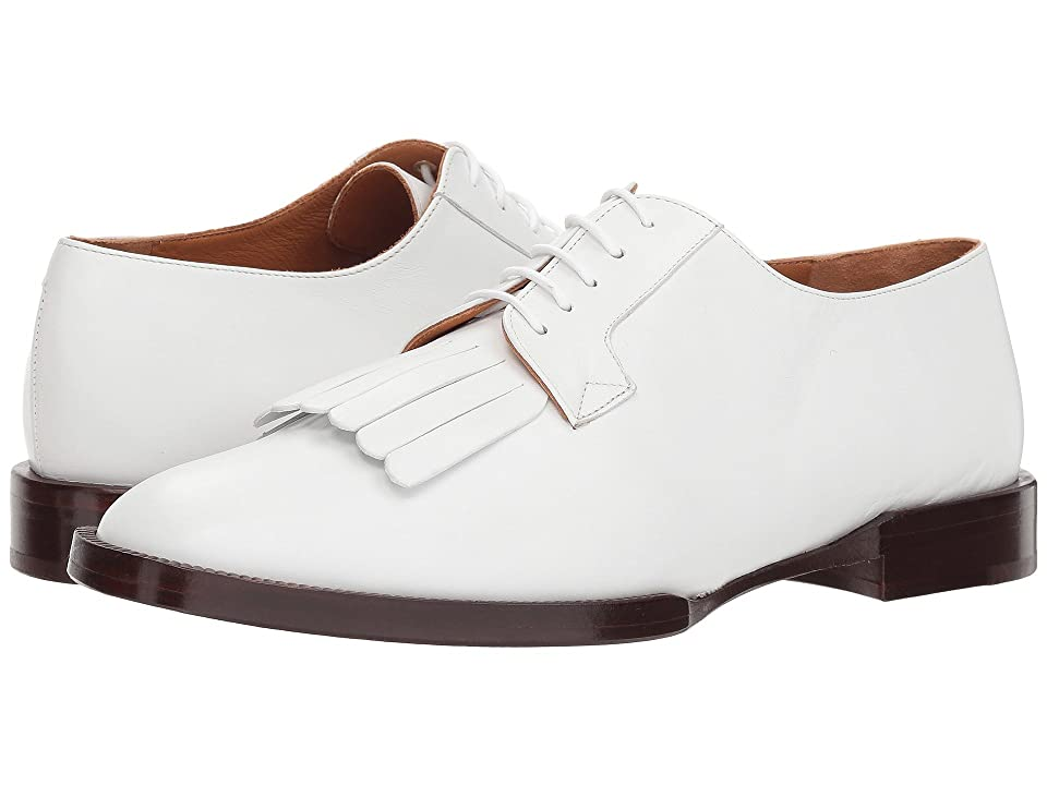 Clergerie Yvan (White Leather Calf) Women