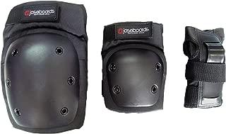 ADULT Jaseboards Skateboard/longboard Safety Triple Pack (Elbow, Knee, Wrist)