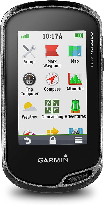 Garmin 750T 3Zoll Touchscreen mit Topo U.S. 100K