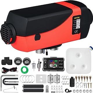 VEVOR Ogrzewanie postojowe 3 kW, olej napędowy, 12 V, ogrzewacz powietrza na olej napędowy, przełącznik powietrza z silnik...