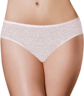 Period Panties 12 PACK Disposable Menstrual Underwear with Built-in Pad