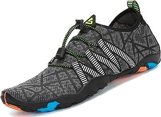 Skin Shoes Descalzo acuático Aqua Calcetines para de Nadada de la Playa de la Resaca de la Yoga