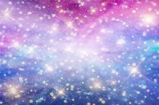 18 x 12 Galaxy Star Dust HTV Matte Printed Heat Transfer Vinyl Craft Pattern Sheet