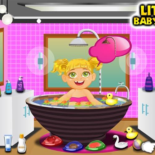 Little Baby Care Games Spiele für Mädchen