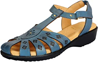 Dr. Scholl's Women's Blue Fashion Sandal