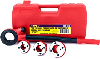 HFS (R) Pipe Threading Tool with Ratchet Handle - 1/2