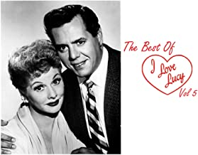 The Best of I Love Lucy Volume 5