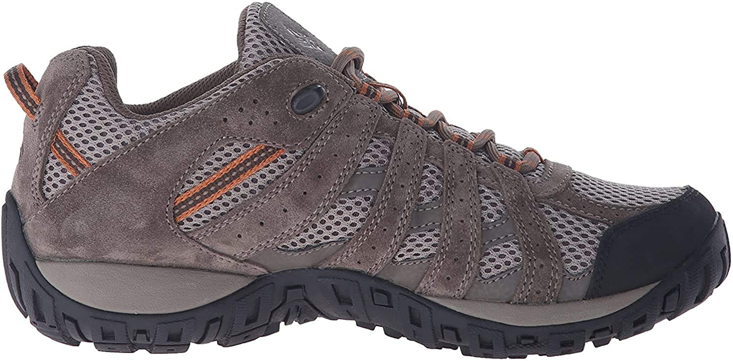 Inventory cleanup selling sale Columbia Men's Redmond Low Very popular! Hiking Shoe