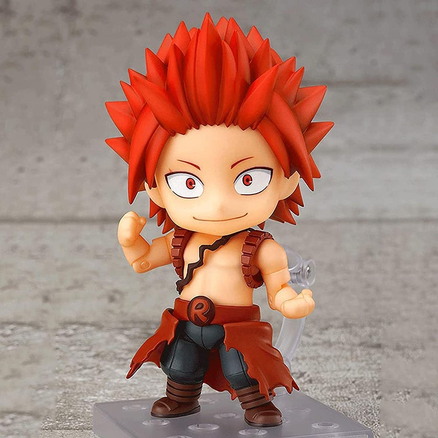 Movable Nendoroid Kirishima Eijiro Figure Direct sale of manufacturer Max 65% OFF is The from Th