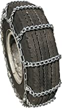 TireChain.com 11-22.5, 11 22.5 Extra Heavy Duty Mud Tire Chains Set of 2