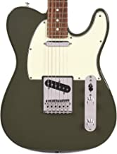 Fender Player Telecaster PF Olive w/3-Ply Mint Pickguard (CME Exclusive)