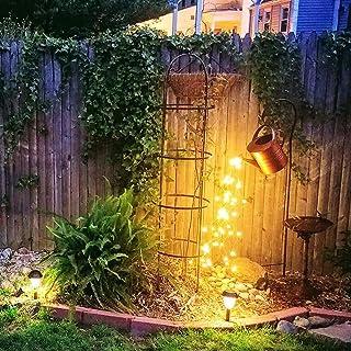 Arrosoir lumineux pour décoration de jardin - Guirlande lumineuse LED étanche - Décoration de jardin