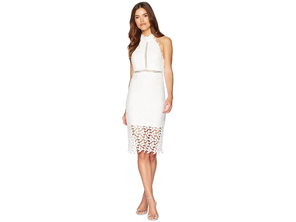 Bardot Gemma Dress (Ivory) Women's Dress, White