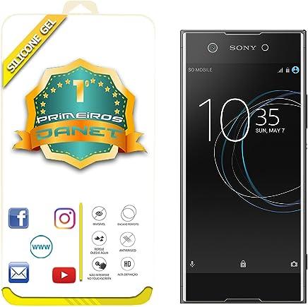Película Curvada Gel Sony Xperia XA1 G3116 Cobre Toda Tela