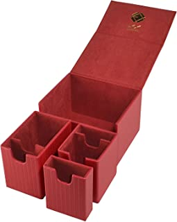 Dex Protection Deck Box: Pro Line - Red Large