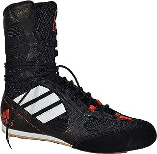adidas Men's Shoe Sport Suede Black Color Boxing Model